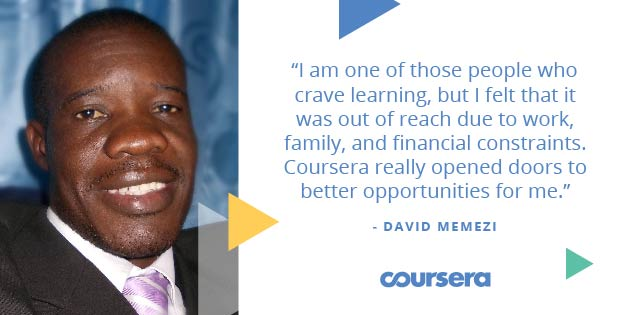 Learner Story: A father of four and full-time professional becomes an MBA student