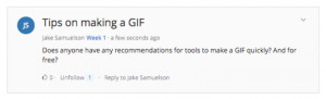 New Feature: Helping great answers stand out in discussion forums