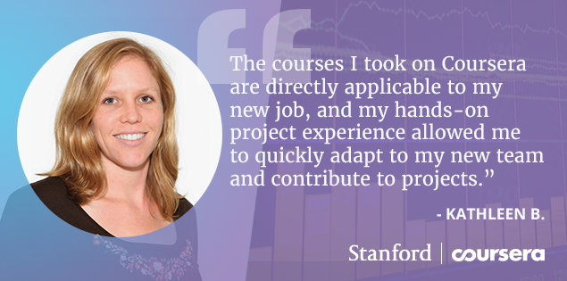 Learner Story: New Skills, New Confidence, and a New Data Science Career