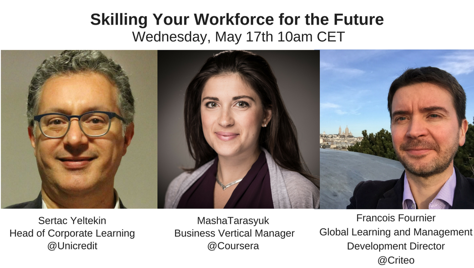 EMEA: Skilling Your Workforce for the Future