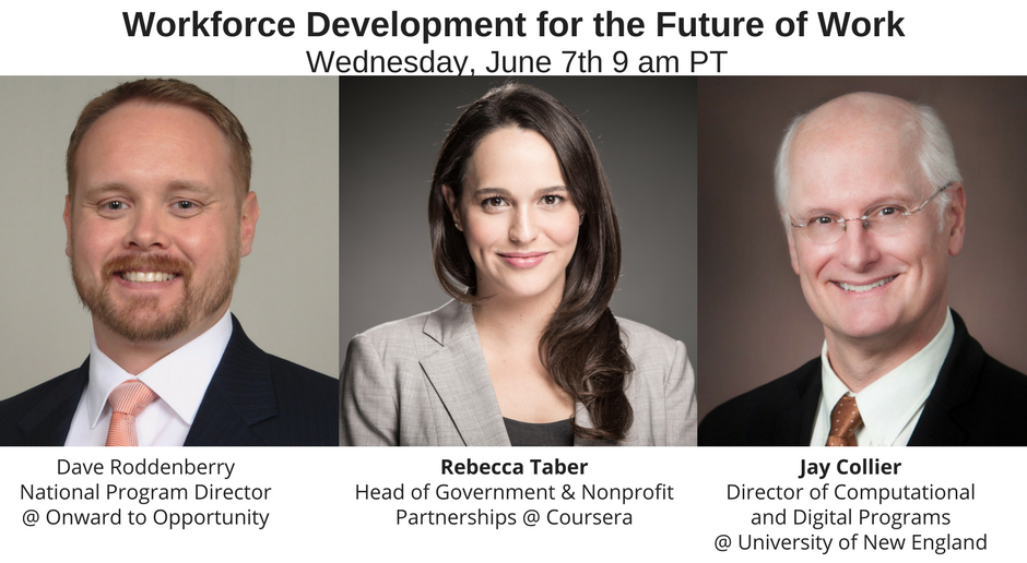 Workforce Development for the Future of Work