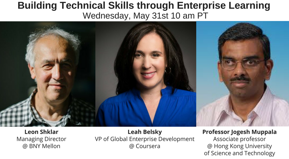 Building Technical Skills through Enterprise Learning