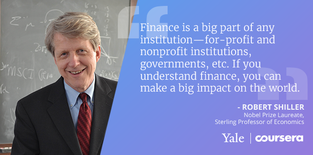 A conversation with Yale University Nobel Prize winner Robert Shiller