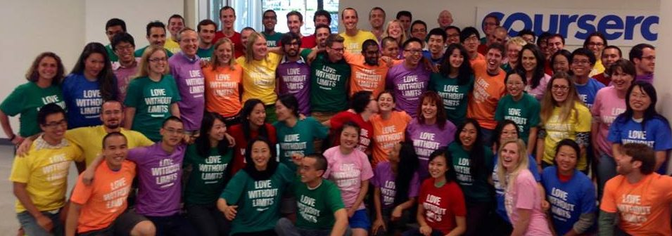 Love Without Limits: Celebrating Pride Month @ Coursera