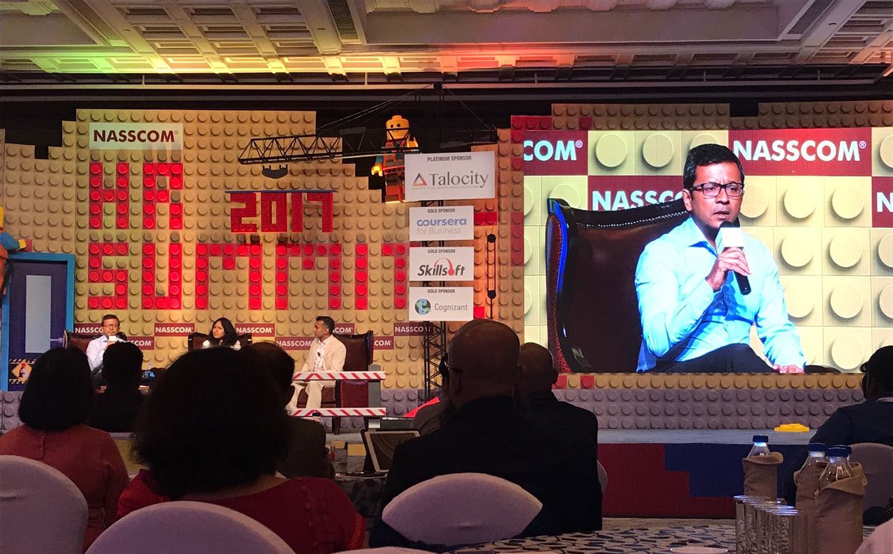 Event Recap: NASSCOM HR Summit 2017 in India