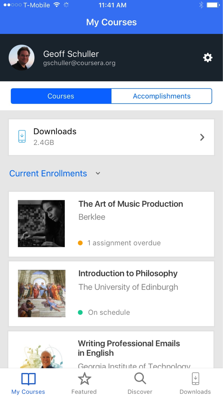 how to download all coursera course content including assignment