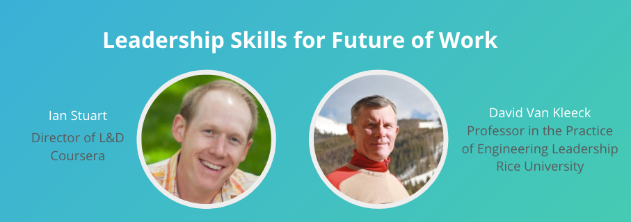 Recap: Leadership Skills for the Future of Work