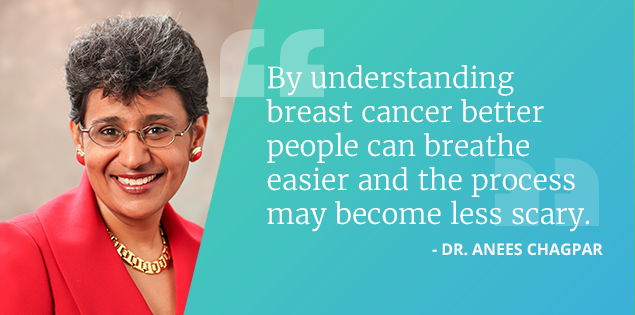 Breast Cancer Awareness Month: A Conversation with Dr. Anees Chagpar