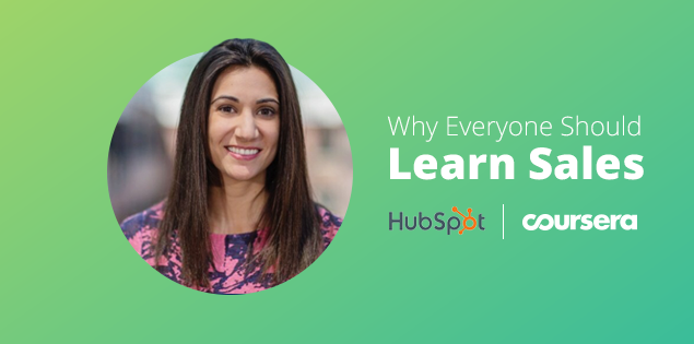 Why Everyone Should Learn Sales: A Conversation with Ellen Zehntner from HubSpot