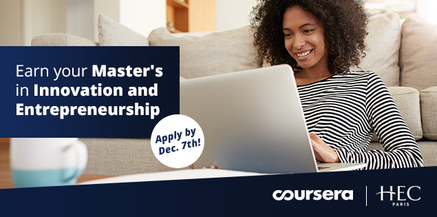 Why Get Your Master's with HEC Paris?