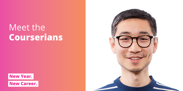Meet the Courserians: Siong Chan, 'There is no right answer in product design""