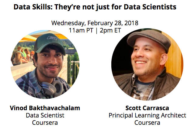 Data Skills: They're not just for Data Scientists