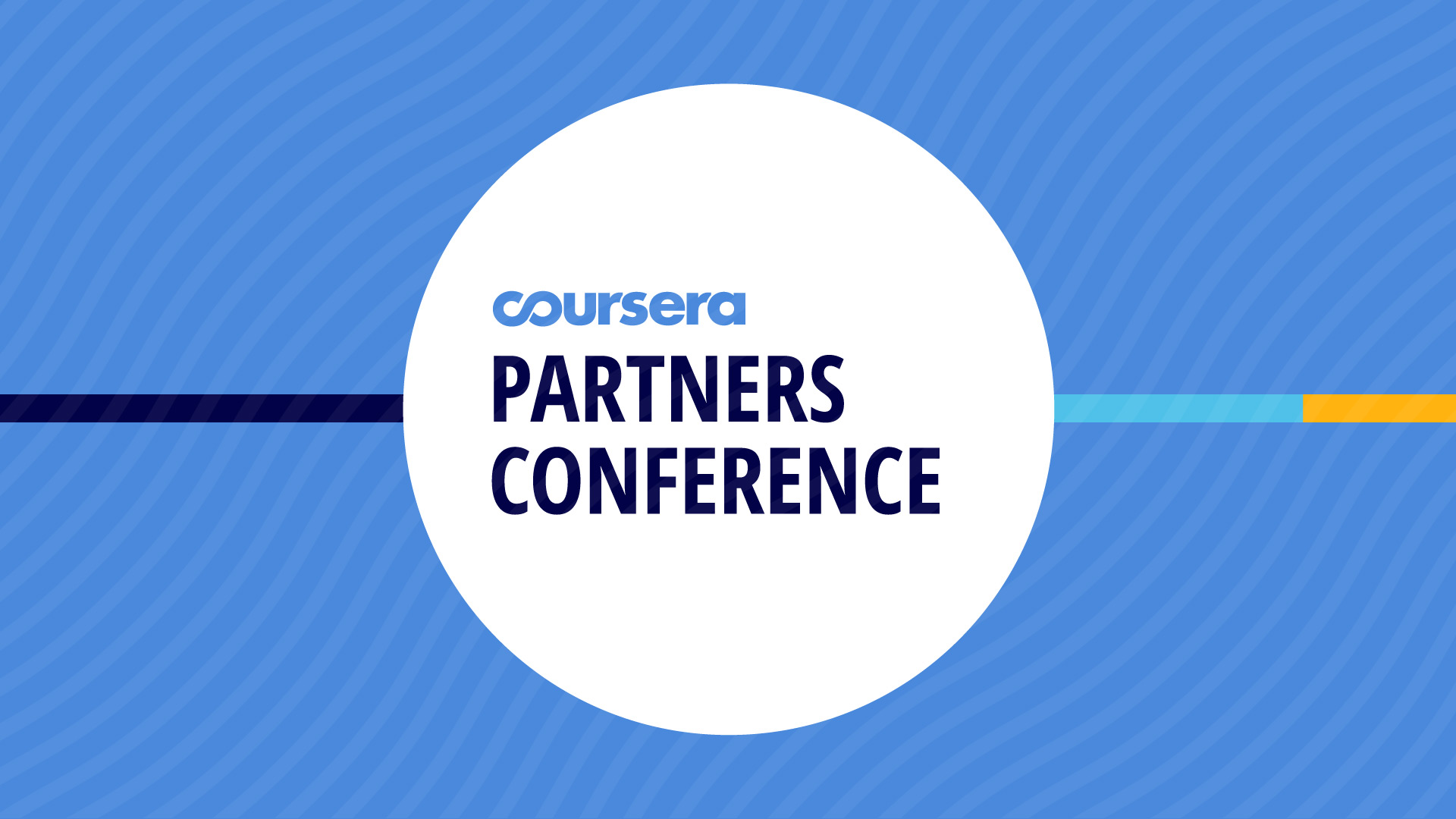 Highlights from the 2018 Coursera Partners Conference