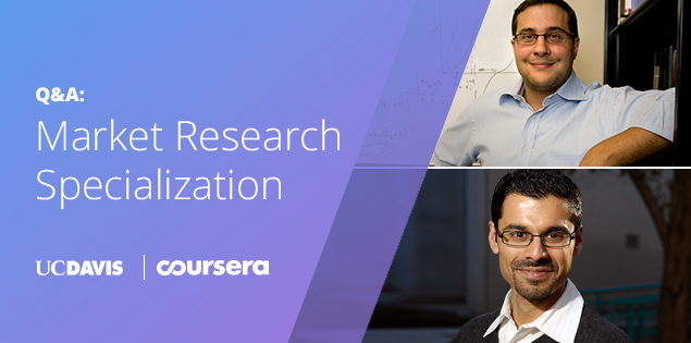 Q&A: Market Research Specialization