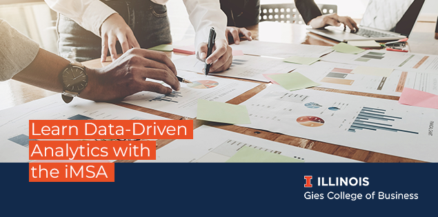 Learn Data-Driven Analytics with the iMSA