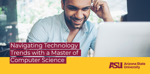 Navigating Technology Trends with a Master of Computer Science