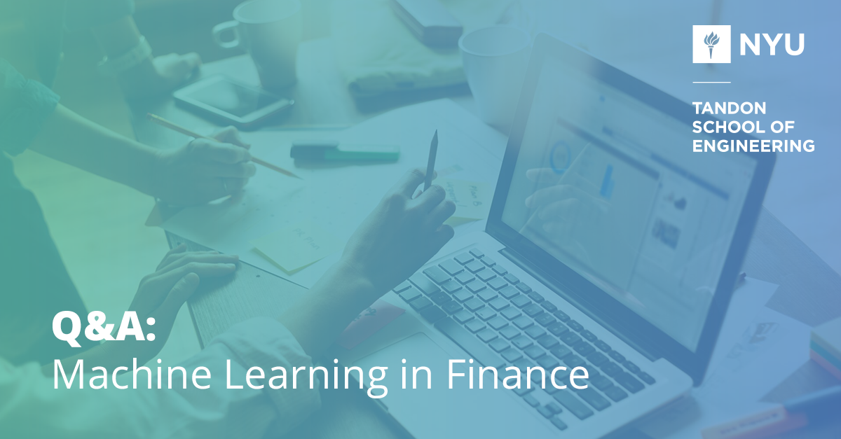 Gain Career Edge with Machine Learning in Finance