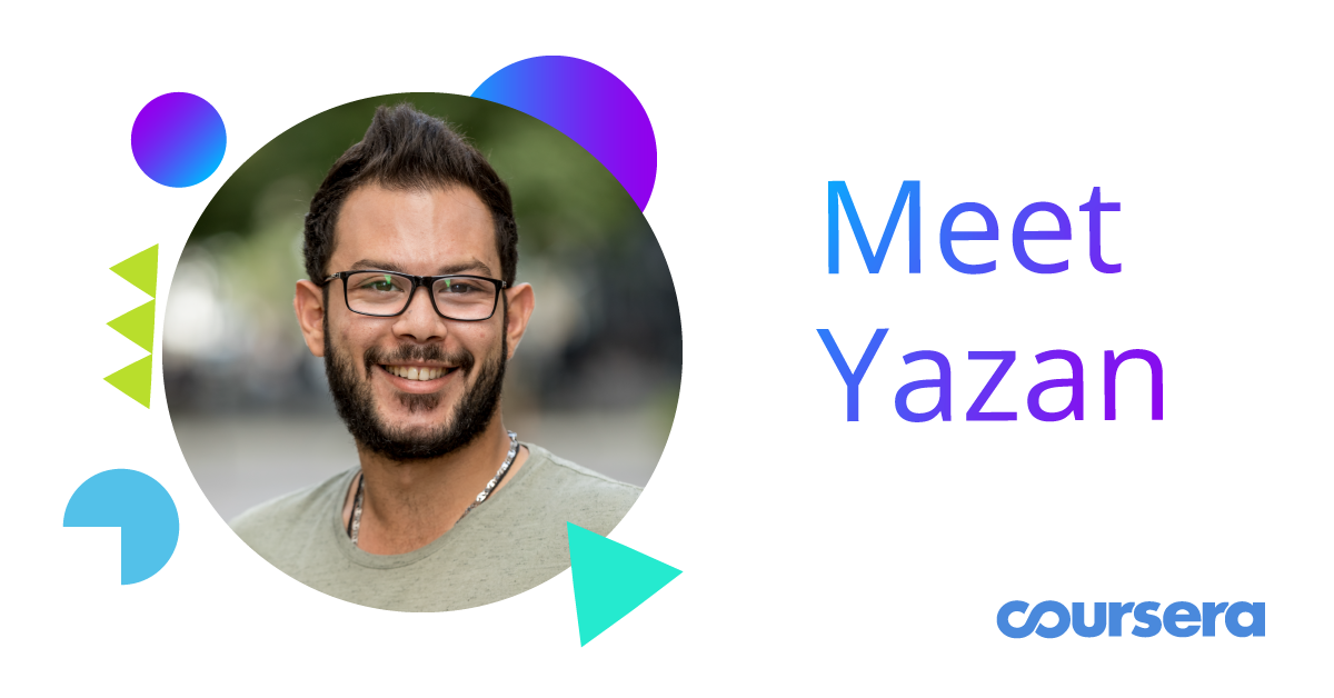 Meet Yazan: A Syrian Refugee with a Passion for Learning and Volunteering
