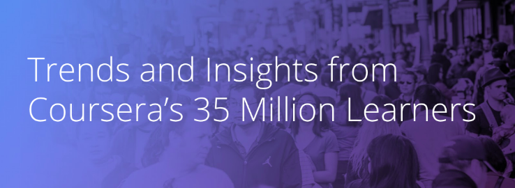 Trends and Insights from Coursera's 35 Million Learners