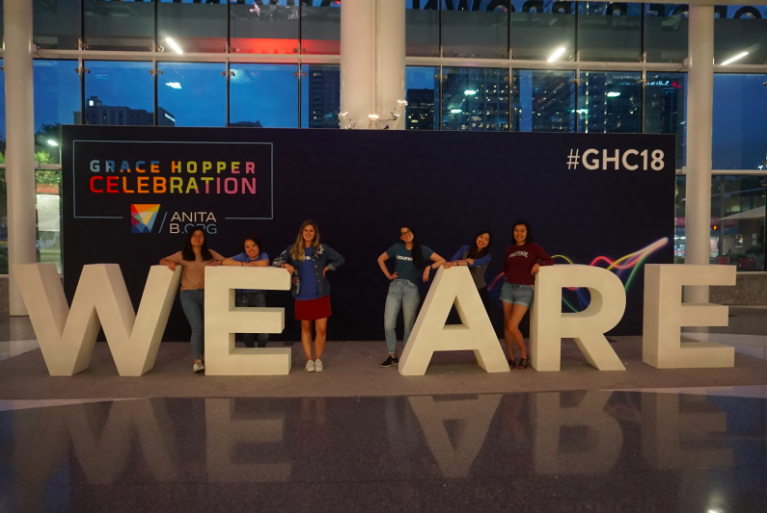 Celebrating Women in Tech at The Grace Hopper Celebration