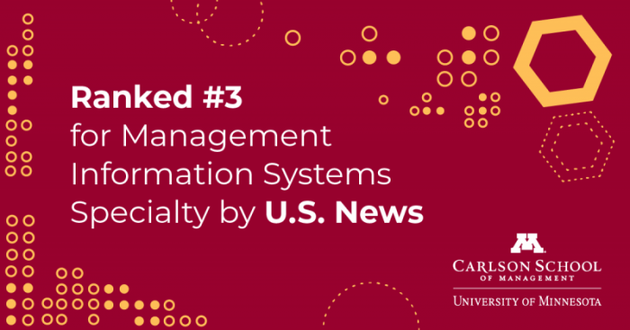Information Systems Specialization: Q&A with Dr. Soumya Sen