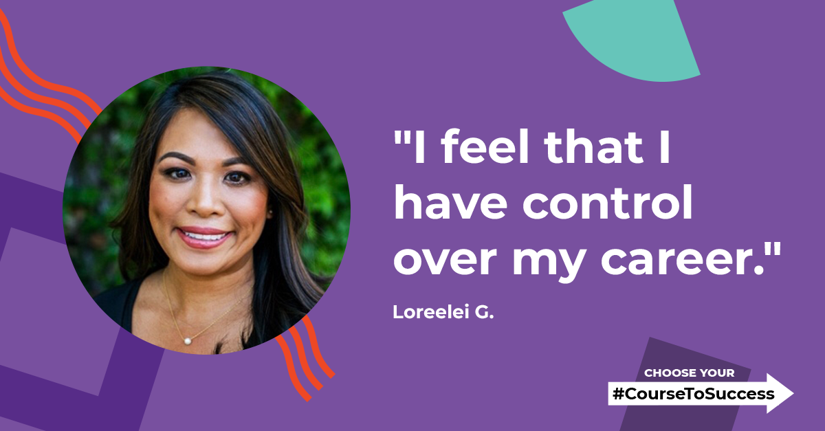 From Admin to HR Analyst: How Loreelei Changed Her Career