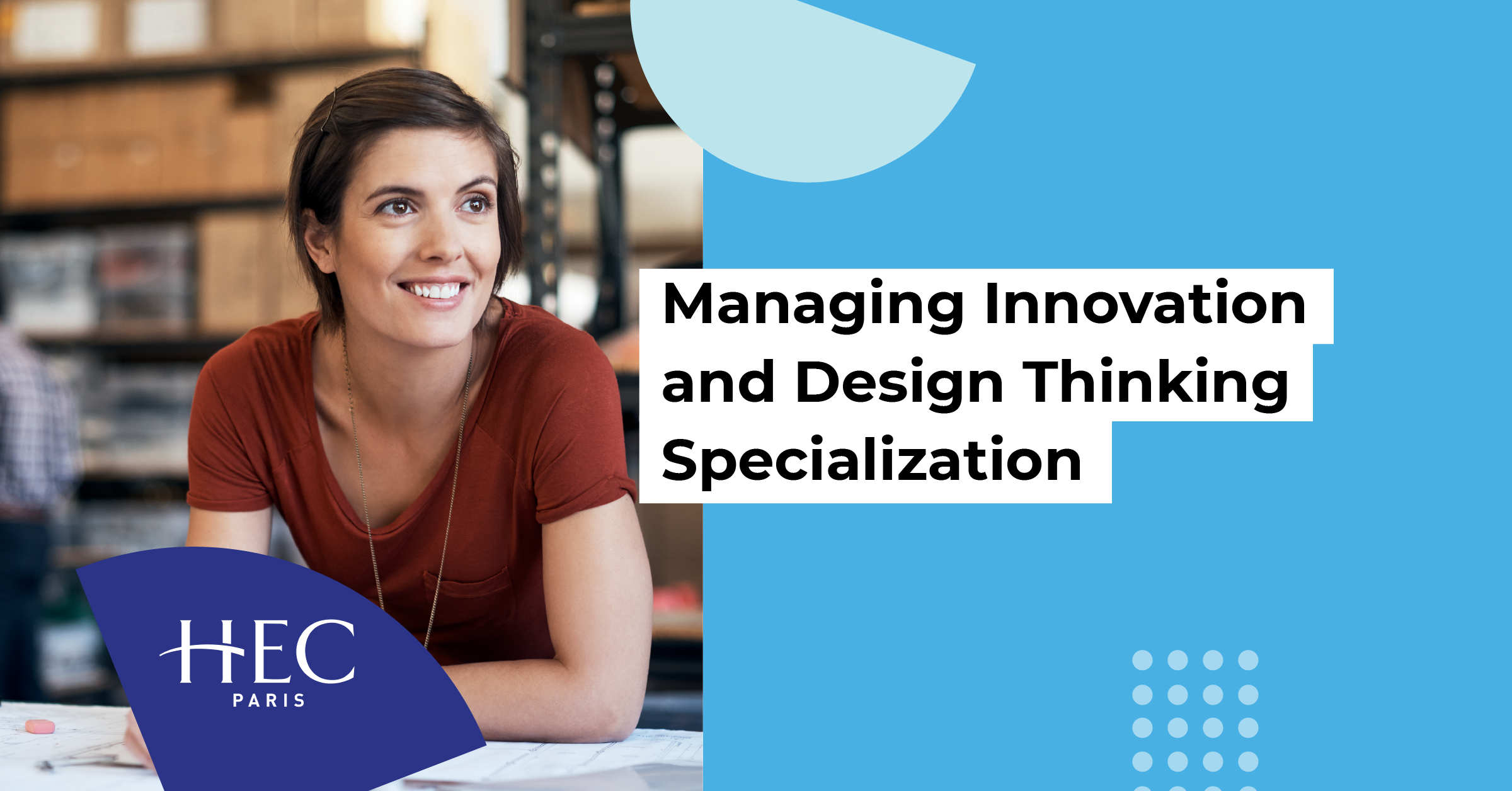 Coursera and HEC Paris Introduce Stackable Degree Model With New Specialization in Design Thinking