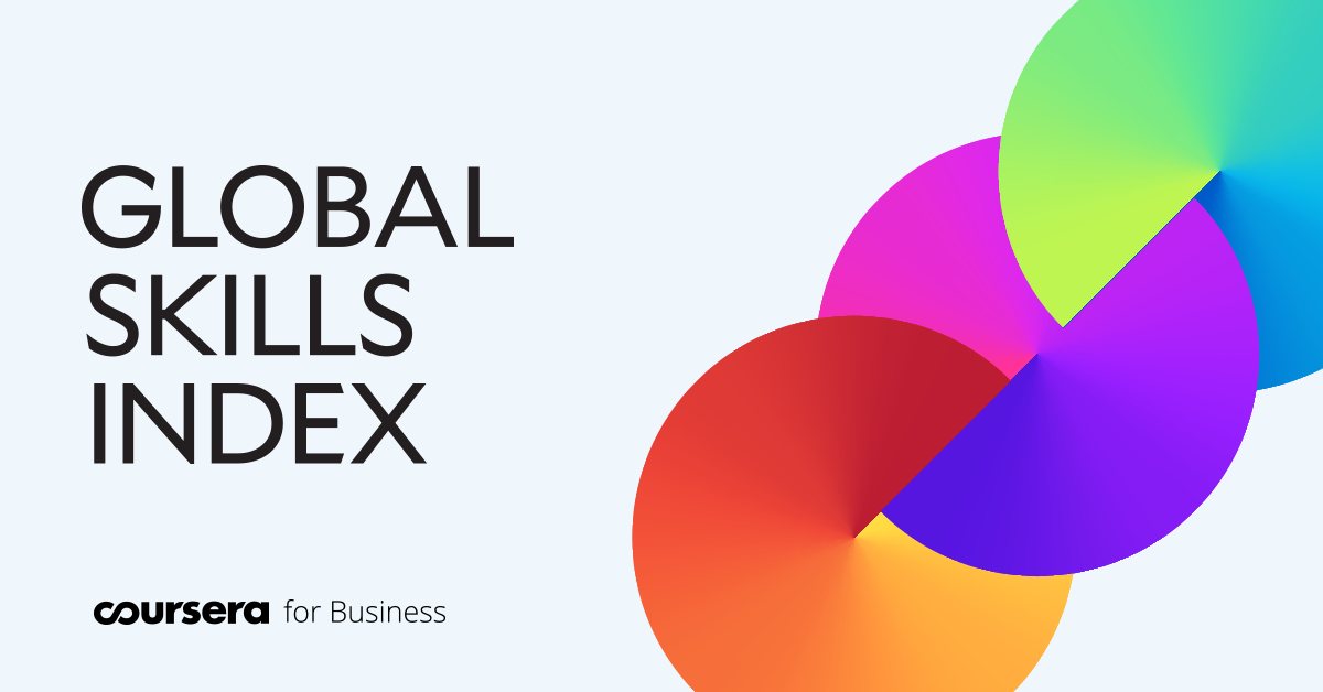 Introducing the Coursera Global Skills Index
