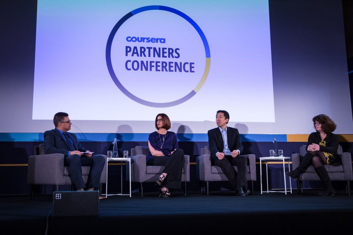 5 essential L&D themes from Coursera Partners Conference