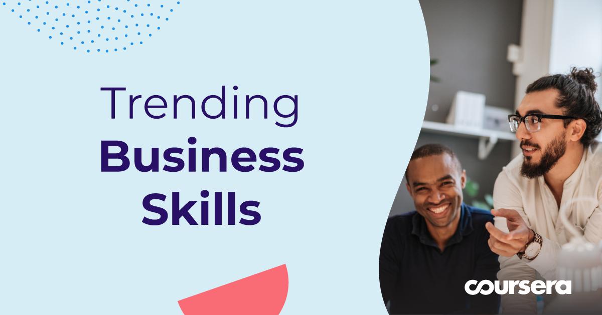 Trending Business Skills