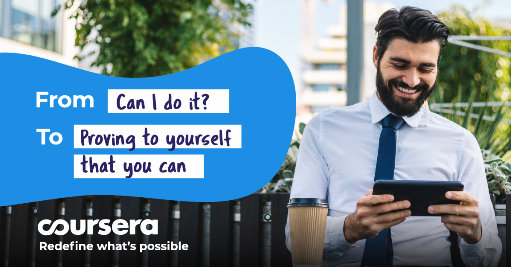 Redefine What's Possible With Coursera