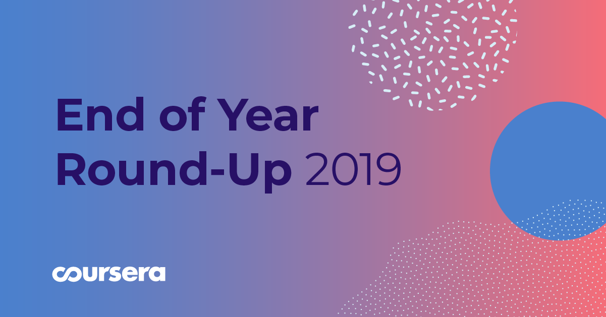 The Year of AI: End of Year Round-Up 2019