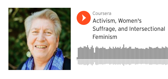 Prof. Aptheker on Activism, Suffrage & Intersectional Feminism