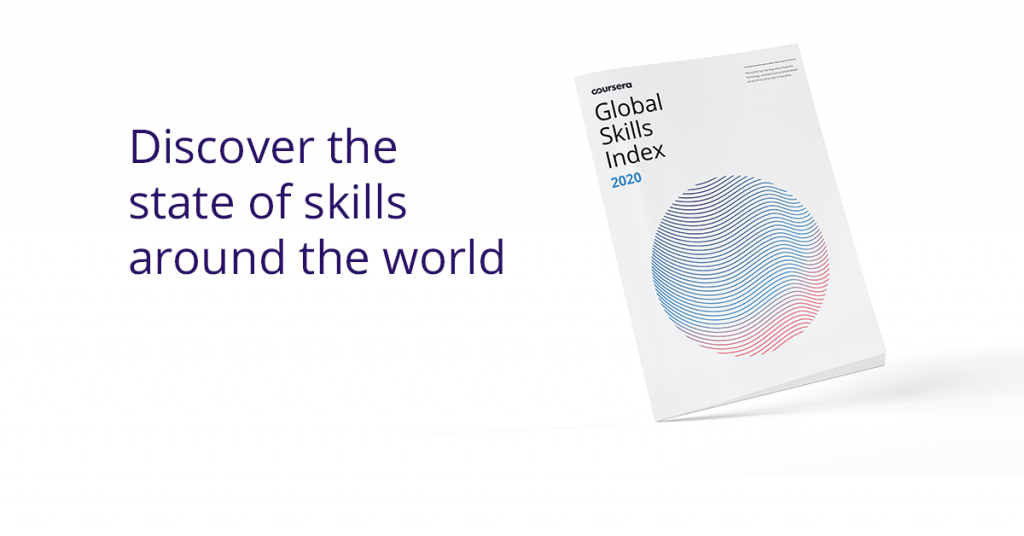Announcing the Coursera 2020 Global Skills Index