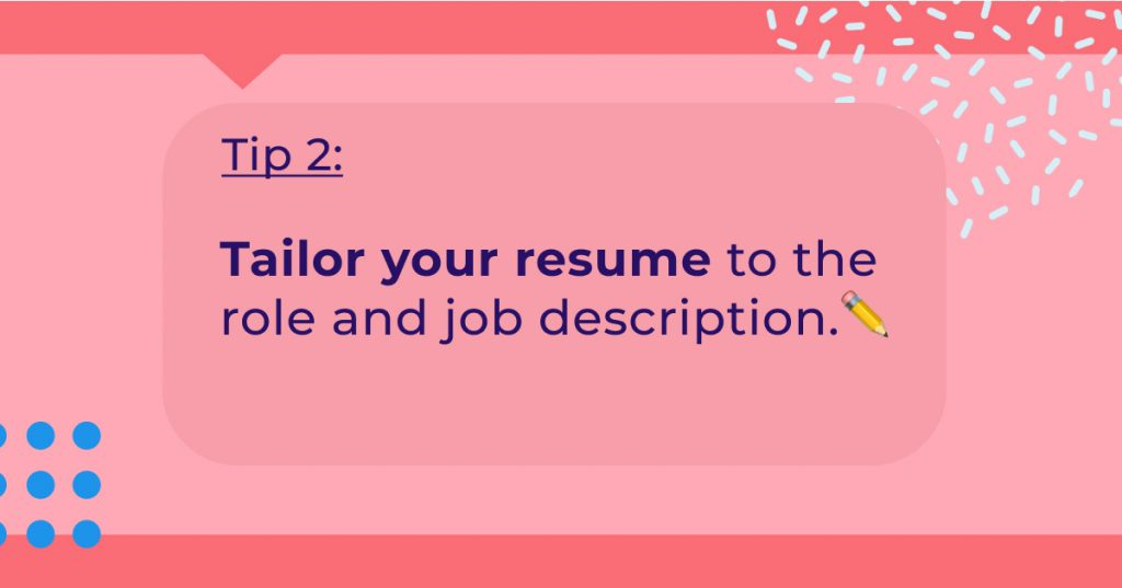 How To Write An Effective Resume Coursera Blog